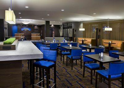 Courtyard Marriott Brampton Dining 9317L