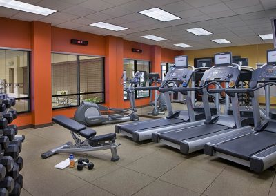 Courtyard Marriott Brampton Fitness MARBTM L