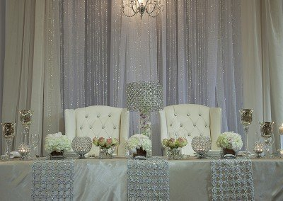 Head Table Vertical