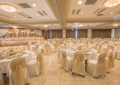 Wedding in Ballroom