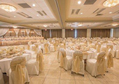 Wedding in Ballroom